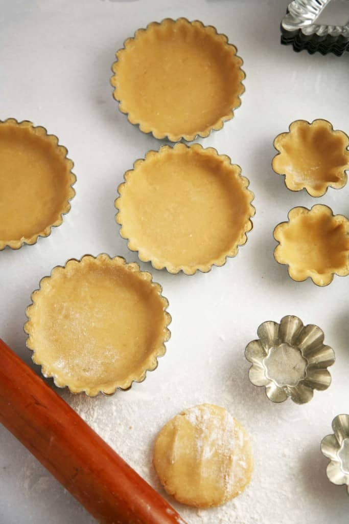 pastry crust 3