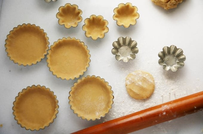 Julia Child's Pâte Sablée – Sweet Pastry Crust