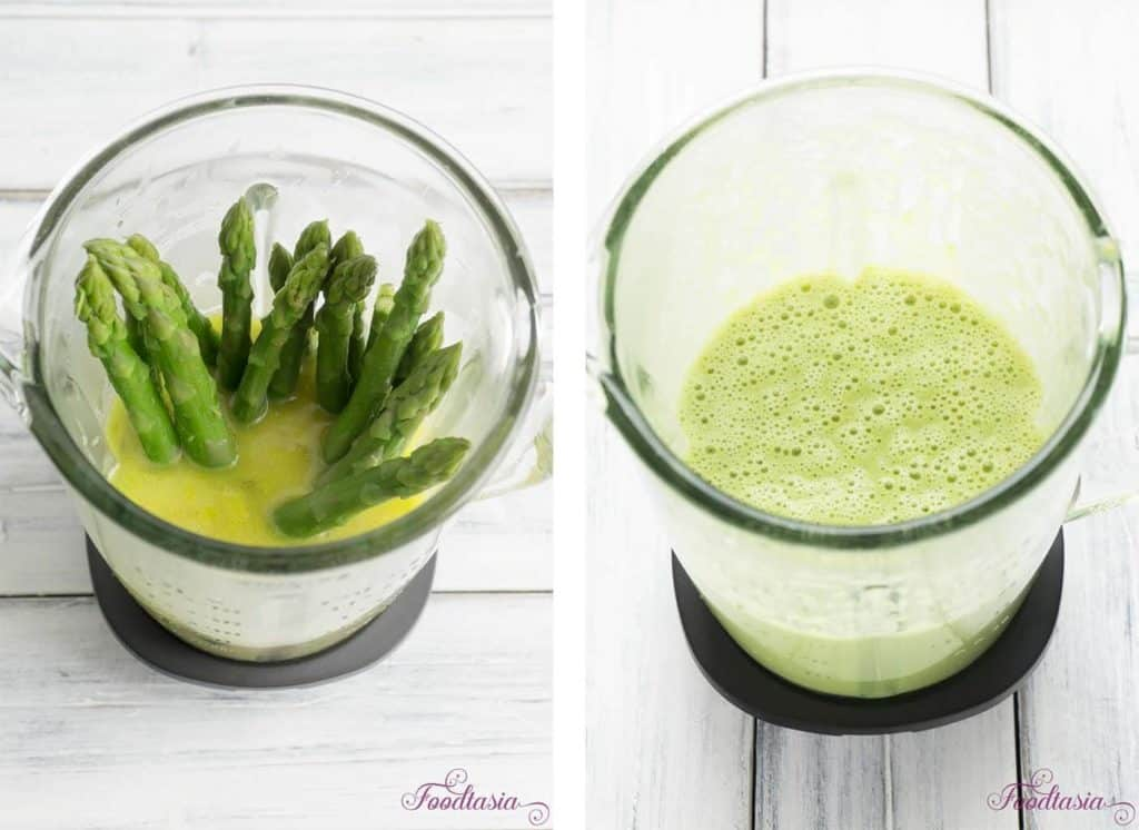 Asparagus Velouté