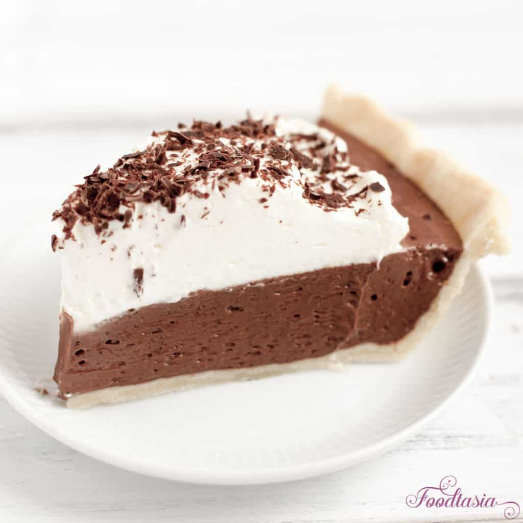 How Long Can French Silk Pie Be At Room Temperature