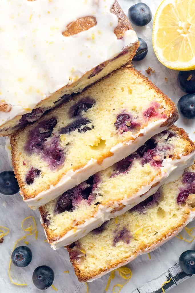 Lemon Glazed Pound Cake Food Com