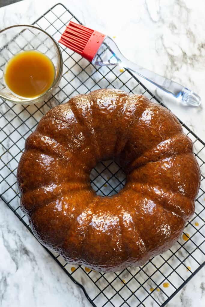 Recipe Apple Cake Apple Pulp